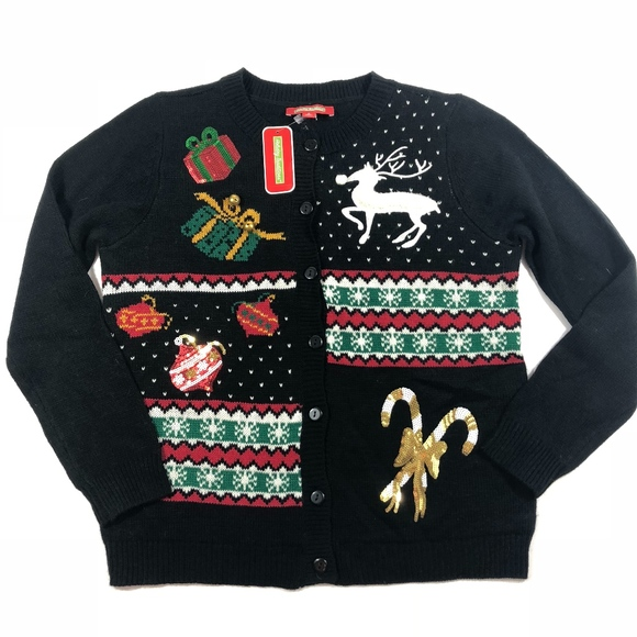 Christmas Sweaters Cute.Nwt Cute Ugly Christmas Sweater Nwt